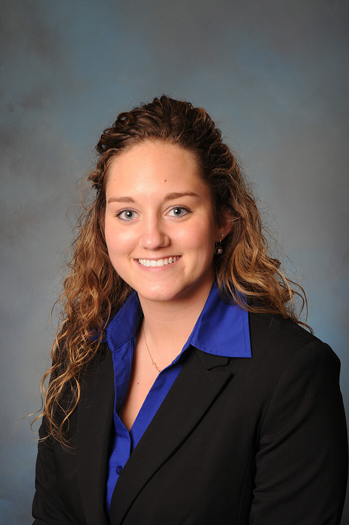 Kaitlyn Hensler headshot Certified Fraud Examiner Dannible & McKee LLP