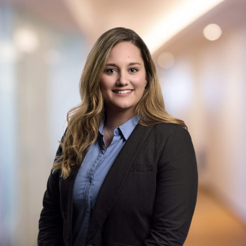 Kaitlyn Hensler headshot audit manager at Dannible & McKee LLP