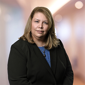 Peggy Rowe headshot audit partner at Dannible & McKee, LLp