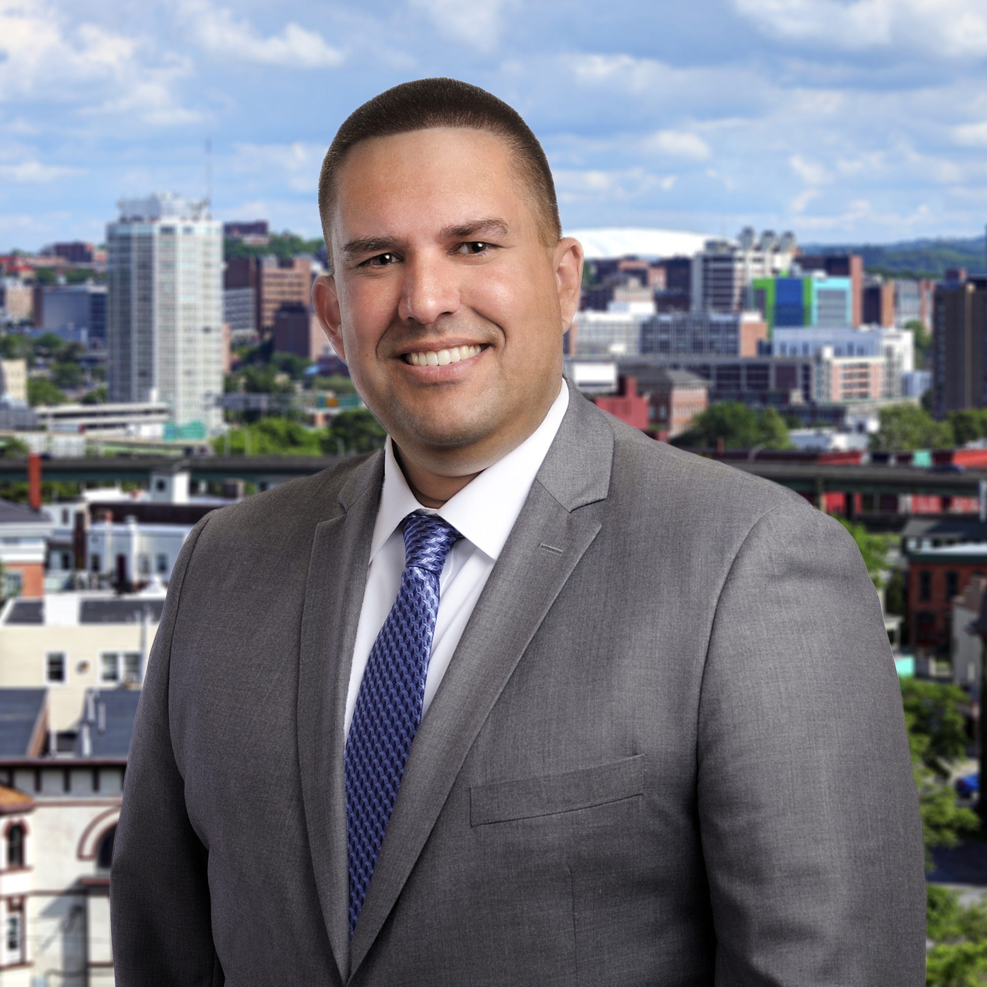 Head shot of Shawn Layo, tax manager at Dannible & McKee
