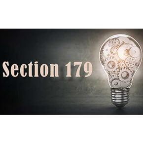 Section 179 Lightbulb