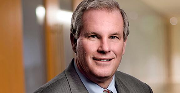Michael J. Reilly, managing partner - Dannible & McKee, LLP headshot