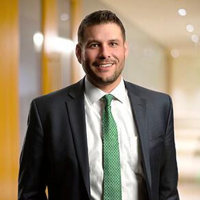 Ben Sumner, audit partner, Dannible & McKee, LLP headshot