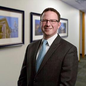 Nick Shires, tax partner - Dannible & McKee, LLP headshot