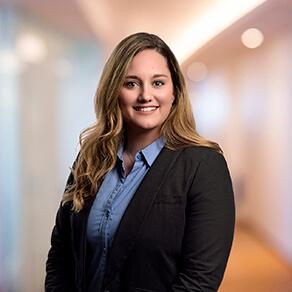 Kaitlyn Hensler headshot audit manager at Dannible & McKee LLP