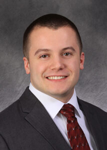 Joshua Jasewicz Headshot