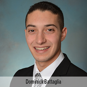 Dominick Battaglia Headshot