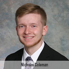 Nicholas Coleman Headshot